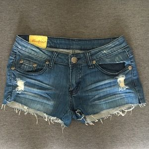 Machine Jean Shorts size 30